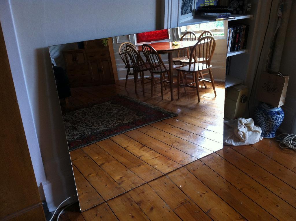 Mirror 1m x in west end glasgow gumtree for Schreibtisch 2m x 1m