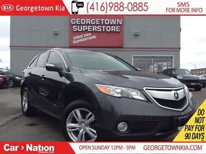 2014 Acura RDX TECH NAVI |BACK UP CAM| AWD| POWER TAILGATE