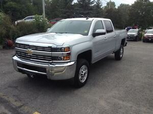 2016 Chevrolet SILVERADO 2500HD LT CREW 6.0V8 TRAILER PACKAGE!!!