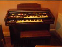 Electronic organ U40 - Technics
