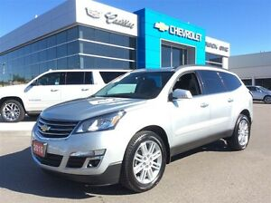 2015 Chevrolet Traverse LT | AWD | Bluetooth | Rear Cam  | MyLin