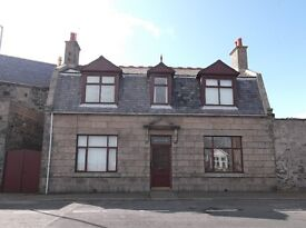 ROSEHEARTY - 4 BEDROOM DETACHED HOUSE FOR RENT