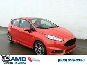 2014 Ford Fiesta ST Hatch 1.6L Ecobosot Moonroof Navigaiton SYNC
