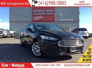 2013 Ford Fusion SE | CLEAN CARPROOF | BLUETOOTH | PWR SEATS