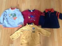 Boys fleece sweaters