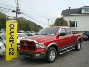 2010 Dodge Ram 1500 TRX-4 off road QUAD CAB 4X4