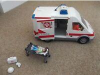 2 sets of playmobil