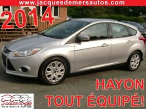 2014 Ford Focus HAYON