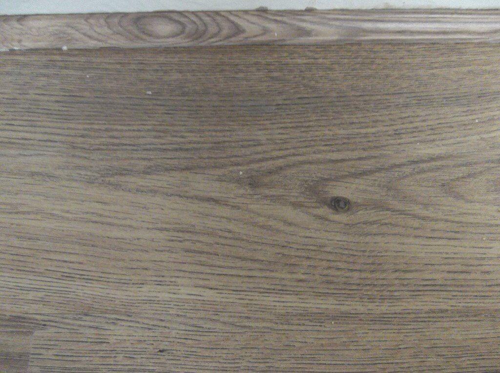 Country Oak Effect Laminate Flooring Used In Jarrow Tyne And