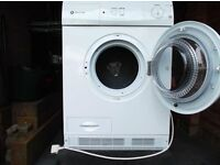 White Knight Condenser Tumble Dryer, hardly used £40