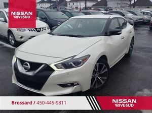 2016 Nissan Maxima SV**CUIR**GPS**NOUVEL ARRIVAGE!!
