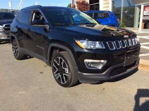 2017 Jeep Compass ALL NEW JEEP COMPASS LIMITED/LEATHER/4X4