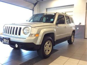 2013 Jeep Patriot Sport/North AWD - No Accidents!