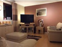 Single room in modern top floor Corstorphine flat. Ideal for airport workers. Available early Sept