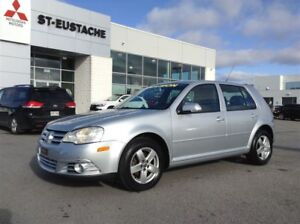 2008 Volkswagen City Golf 2.0L **AUTOMATIQUE **AIR CLIMATISER**