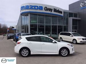 2013 Mazda MAZDA3 GS-SKY, 6 speed, Heated Seats, One Owner!