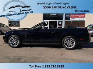 2012 Ford Mustang V6 Premium!! LOW K! CALL NOW!