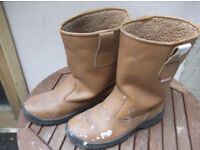 Rigger Boots UK 9