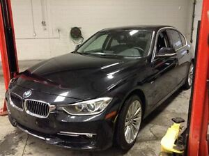 2012 BMW 328I LUXURY MAGS TOIT CUIR NAVI West Island Greater Montréal image 1