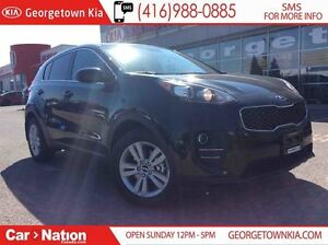 2017 Kia Sportage LX AWD | $166 BI-WEEKLY | BACKUP CAMERA |