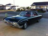 1962 ford t-bird classic $27,500 obo