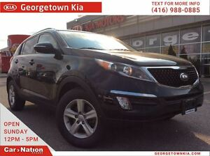 2014 Kia Sportage LX | ONE OWNER | FULLY SERVICED |