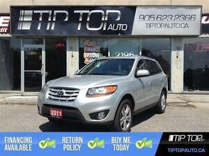 2011 Hyundai Santa Fe Limited ** Nav, Leather, Sunroof **