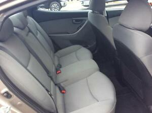 2012 Hyundai Elantra GLS 6SPD WITH SUNROOF - FRESH TRADE, WONT L