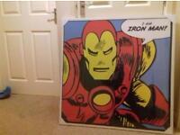 Marvel Pop art pictures brand new