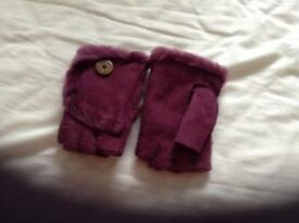 Ugg gloves fingerless