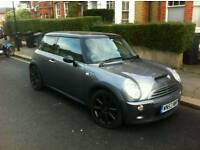 MINI COOPER S WITH 78K MILES ONLY £2199 MAKE OFFER