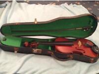 Violin. Three quarter size.