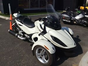 2012 can-am Spyder RS SE5 -
