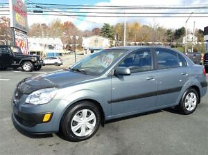 2007 Kia Rio EX,HEATED SEATS,NEW SAFETY,UNDERCOATED!!