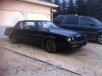 "Looking for 1980's American ""muscle cars"""