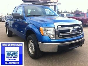 2013 Ford F-150 XLT   Leather   Power Options   Low Km's  