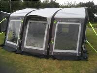 Caravan awning - inceptor 390 air