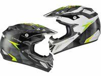 Motocross Helmet, Gloves, Goggles