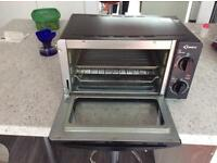 Table top oven grill