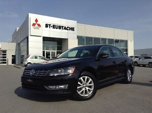 2012 Volkswagen Passat **HIGHLINE**TDI/DIESEL**AUTOMATIQUE**DEMA