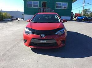 2016 Toyota Corolla LE WITH BACK-UP CAMERA - LOW LOW KM'S, BOOK