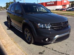 2017 Dodge Journey CROSSROAD / SAVE $10,000! NOW ONLY $27,390