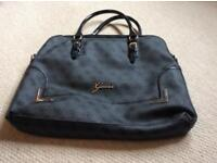 Guess document and lap top bags
