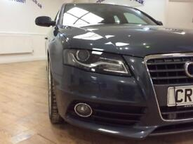AUDI A4 2.0 TDI S LINE SPECIAL EDITION 4d 168 BHP 6 MONTHS (grey) 2011