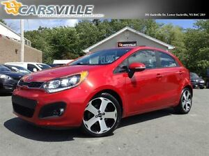 2013 Kia Rio SX, Leather/Moonroof/NAVI