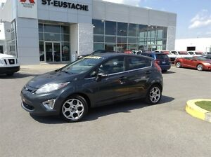 2011 Ford Fiesta SES **AUTOMATIQUE**BLUETOOTH**MAG**CRUISE