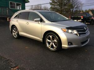 2014 Toyota Venza LE AWD V6 SUV - SINGLE OWNER, DEALER MAINTAINE