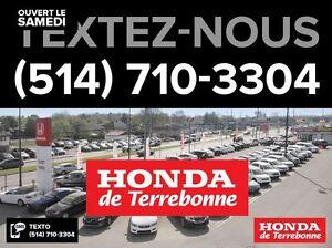 2016 Honda Civic EX-T TEXTO 514-710-3304
