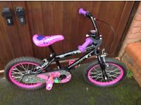 Disney Tinkerbell bike with matching bell