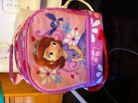 Sophia the First Lunch Bag